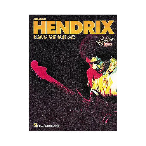 Hal Leonard Jimi Hendrix - Band of Gypsys Complete Scores Book thumbnail