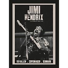 Ace Framing Jimi Hendrix - Copenhagen 24x36 Poster