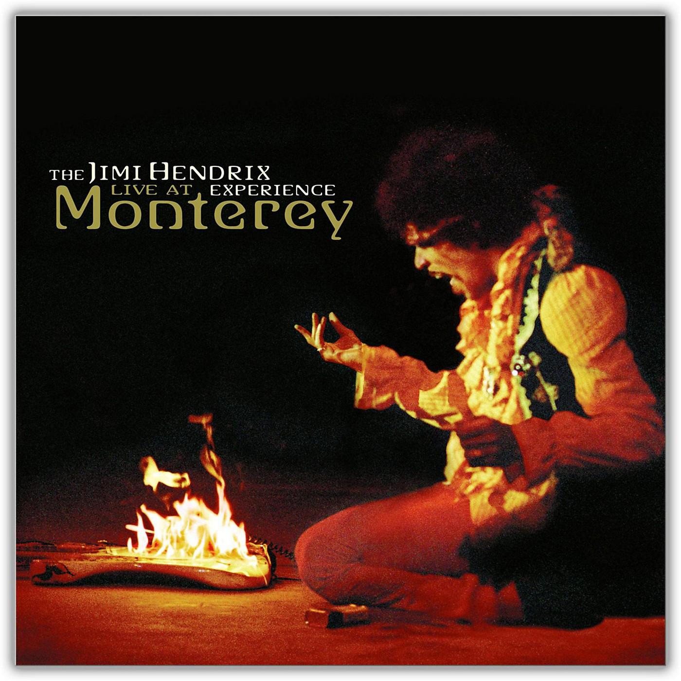Sony Jimi Hendrix - Live at Monterey Vinyl LP thumbnail