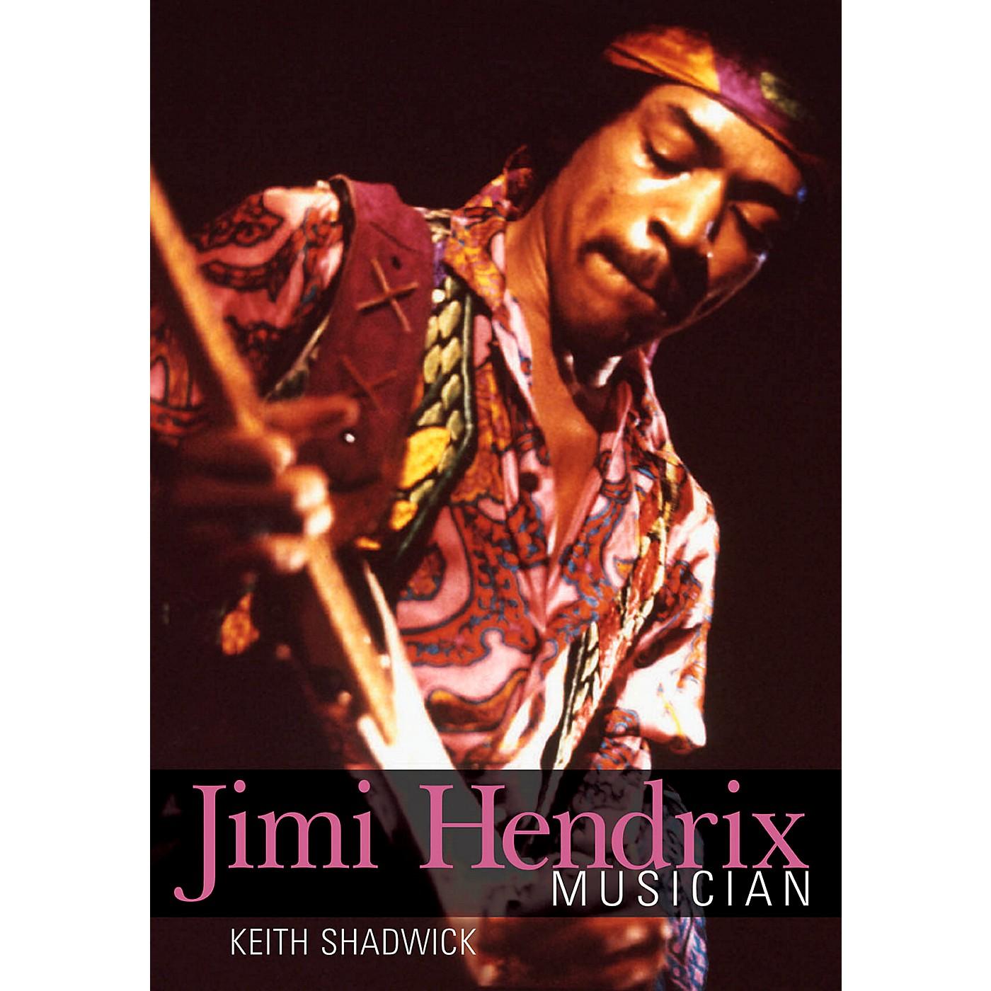 Hal Leonard Jimi Hendrix - Musician thumbnail