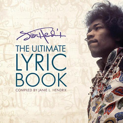 Hal Leonard Jimi Hendrix - The Ultimate Lyric Book thumbnail