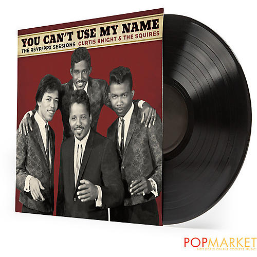 Alliance Jimi Hendrix - You Can't Use My Name thumbnail