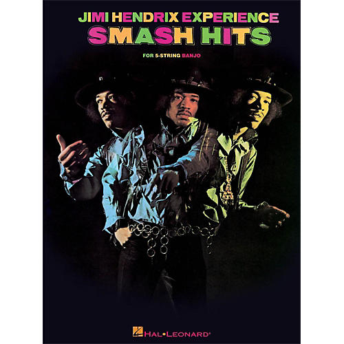 Hal Leonard Jimi Hendrix Smash Hits For Banjo thumbnail