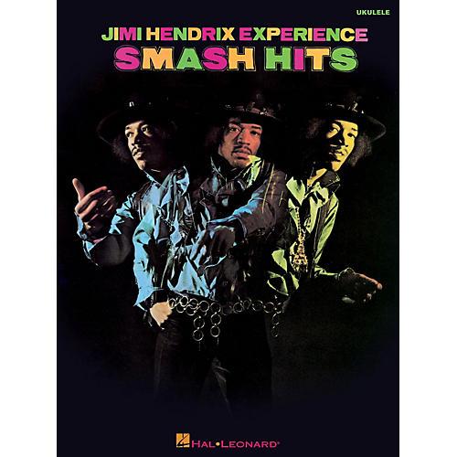 Hal Leonard Jimi Hendrix Smash Hits For Ukulele thumbnail
