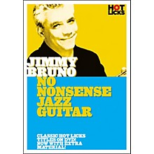 Hot Licks Jimmy Bruno: No Nonsense Jazz Guitar DVD