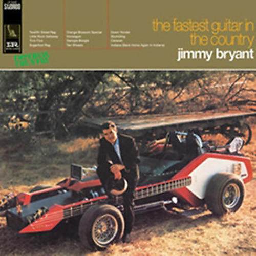 Alliance Jimmy Bryant - Fastest Guitar in the Country thumbnail