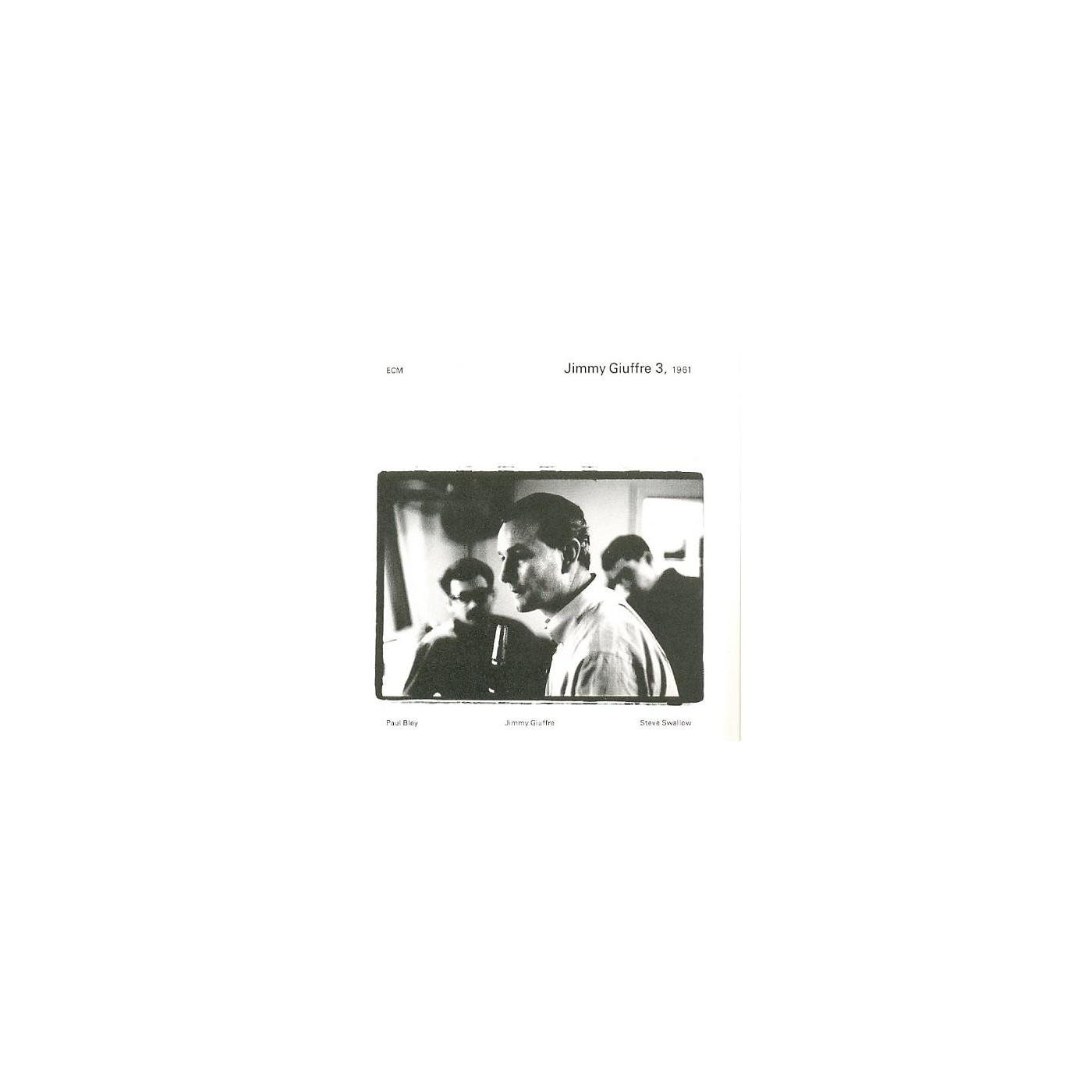 Alliance Jimmy Giuffre - Jimmy Giuffre 3 1961 thumbnail