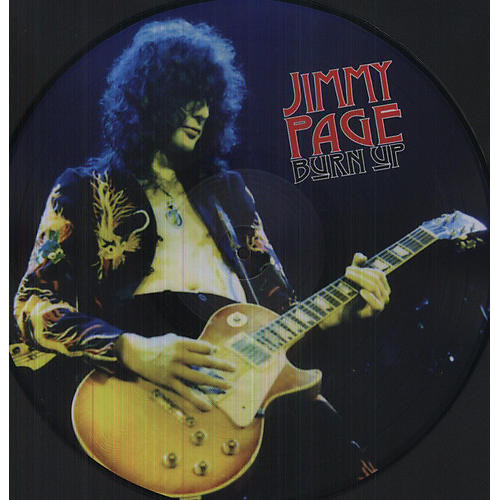 Alliance Jimmy Page - Burn Up thumbnail