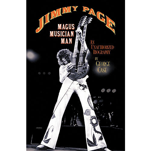 Hal Leonard Jimmy Page - Magus, Musician, Man: An Unauthorized Biography - Book thumbnail