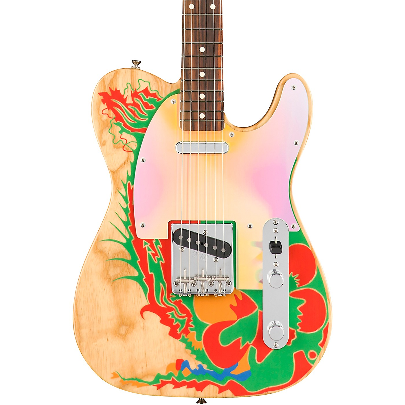 Fender Jimmy Page Telecaster Electric Guitar thumbnail