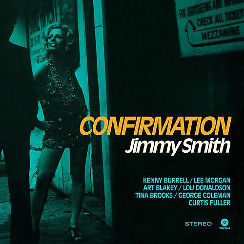 Alliance Jimmy Smith - Confirmation thumbnail