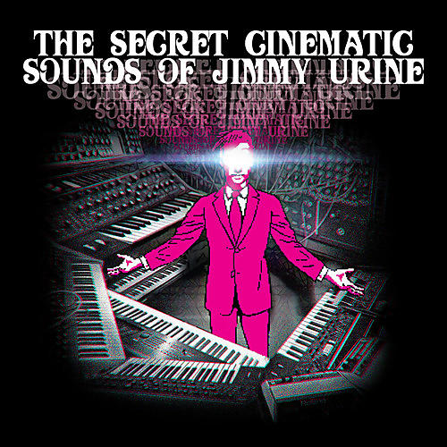 Alliance Jimmy Urine - The Secret Cinematic Sounds of Jimmy Urine thumbnail