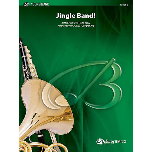 Alfred Jingle Band! Concert Band Grade 2 Set thumbnail