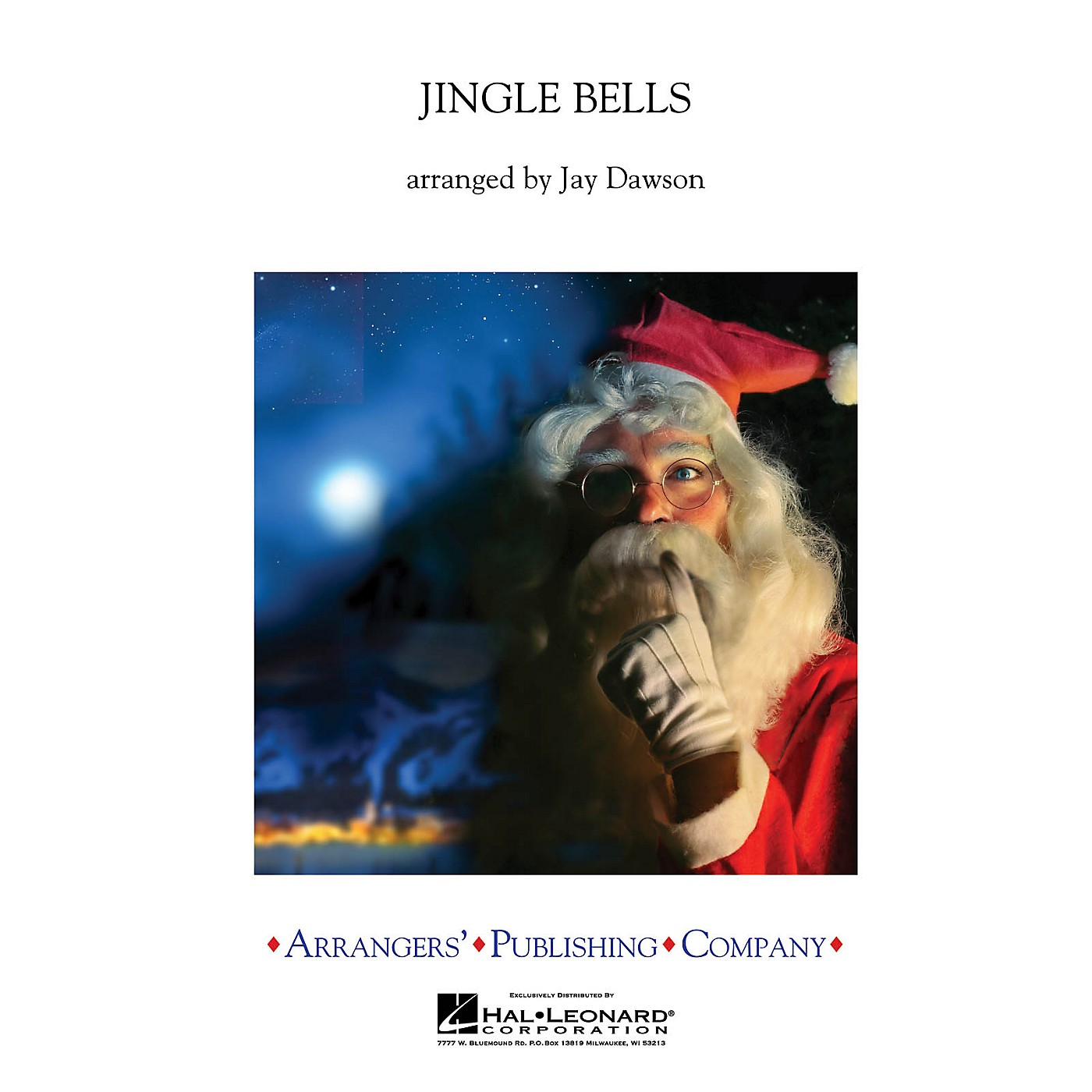 Arrangers Jingle Bells Concert Band Level 3 Arranged by Jay Dawson thumbnail