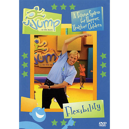 JGP Productions Jjump to the Music - Flexibility (A Fitness System for Happier, Healthier Children) thumbnail