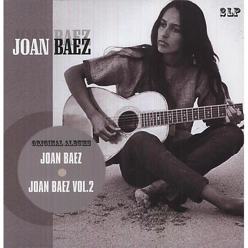 Alliance Joan Baez - Joan Baez / Joan Baez 2 thumbnail