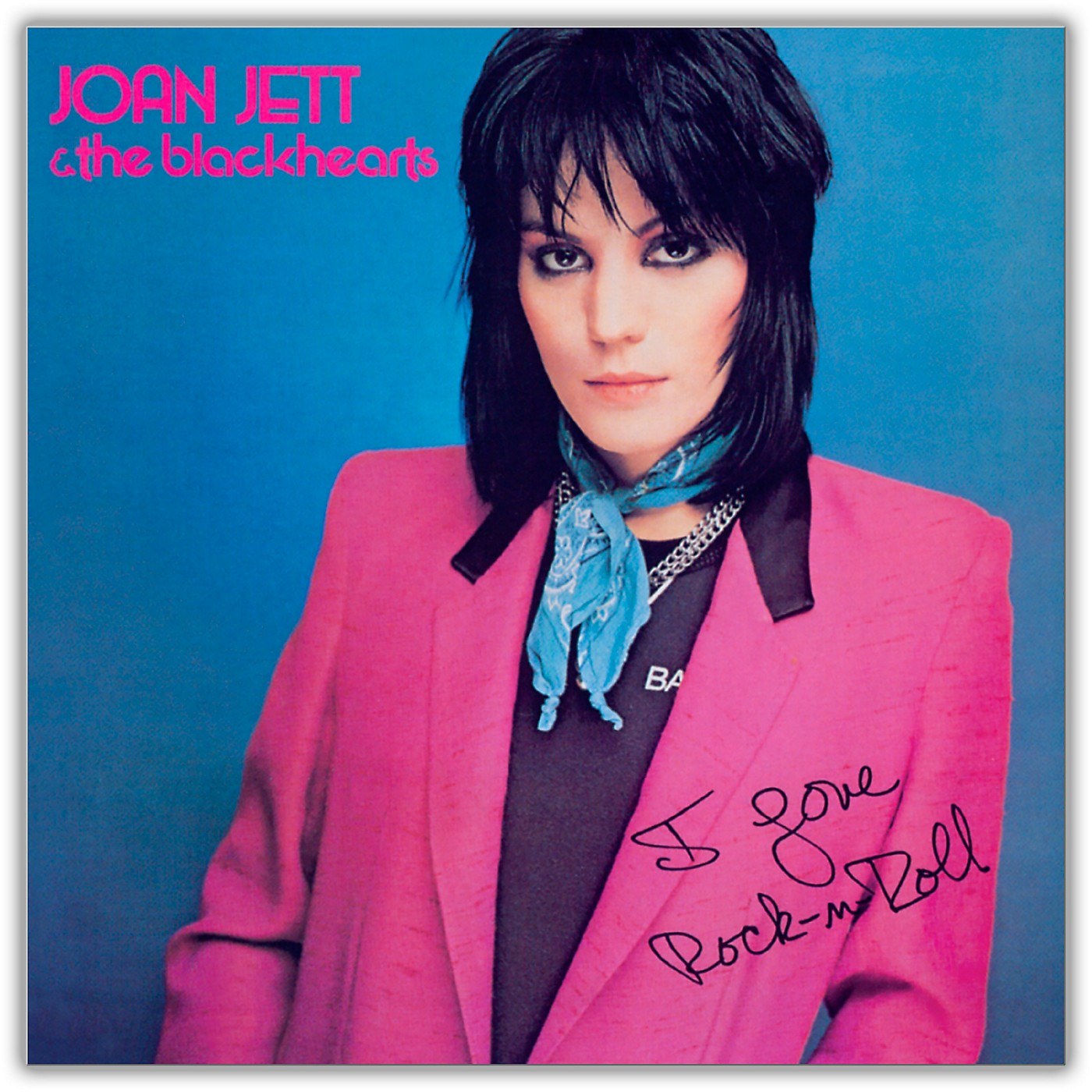 Sony Joan Jett & The Blackhearts - I Love Rock 'N' Roll [LP] thumbnail