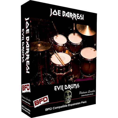 Platinum Samples Joe Barresi Evil Drums for BFD thumbnail