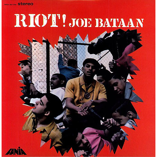 Alliance Joe Bataan - Riot! thumbnail
