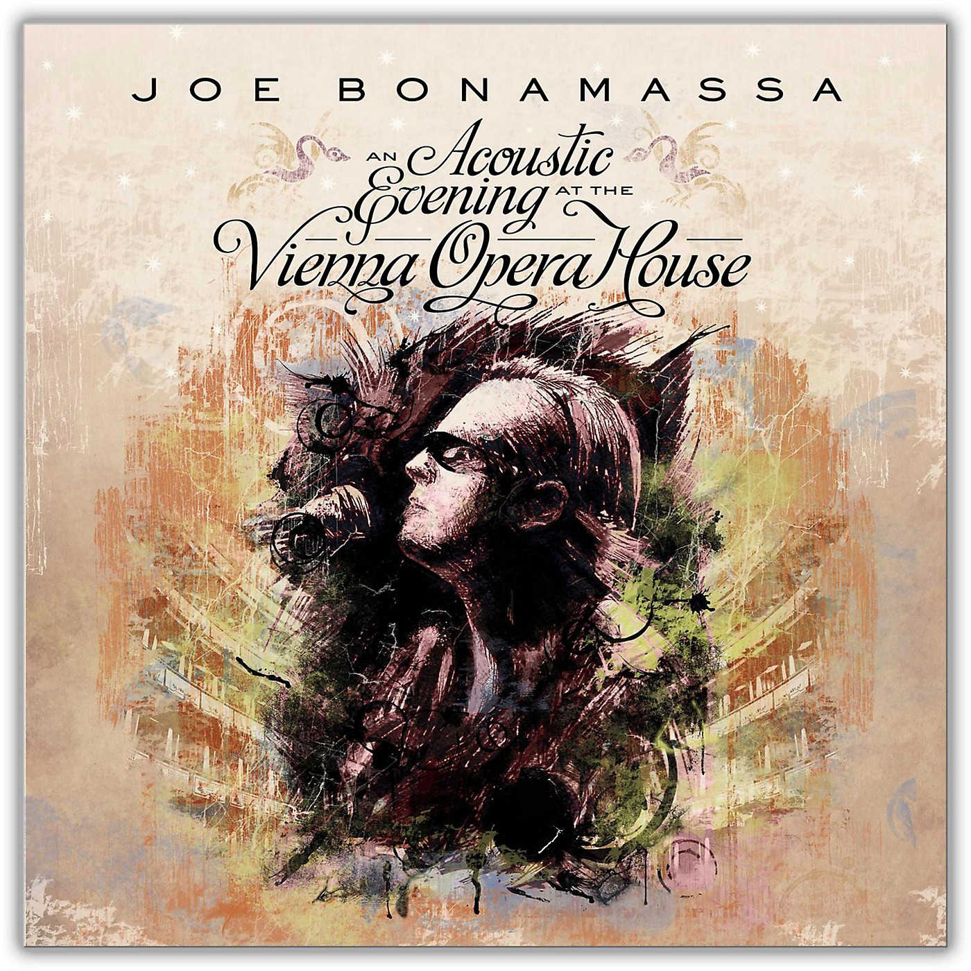 Universal Music Group Joe Bonamassa - An Acoustic Evening At The Vienna Opera House [3 LP] thumbnail