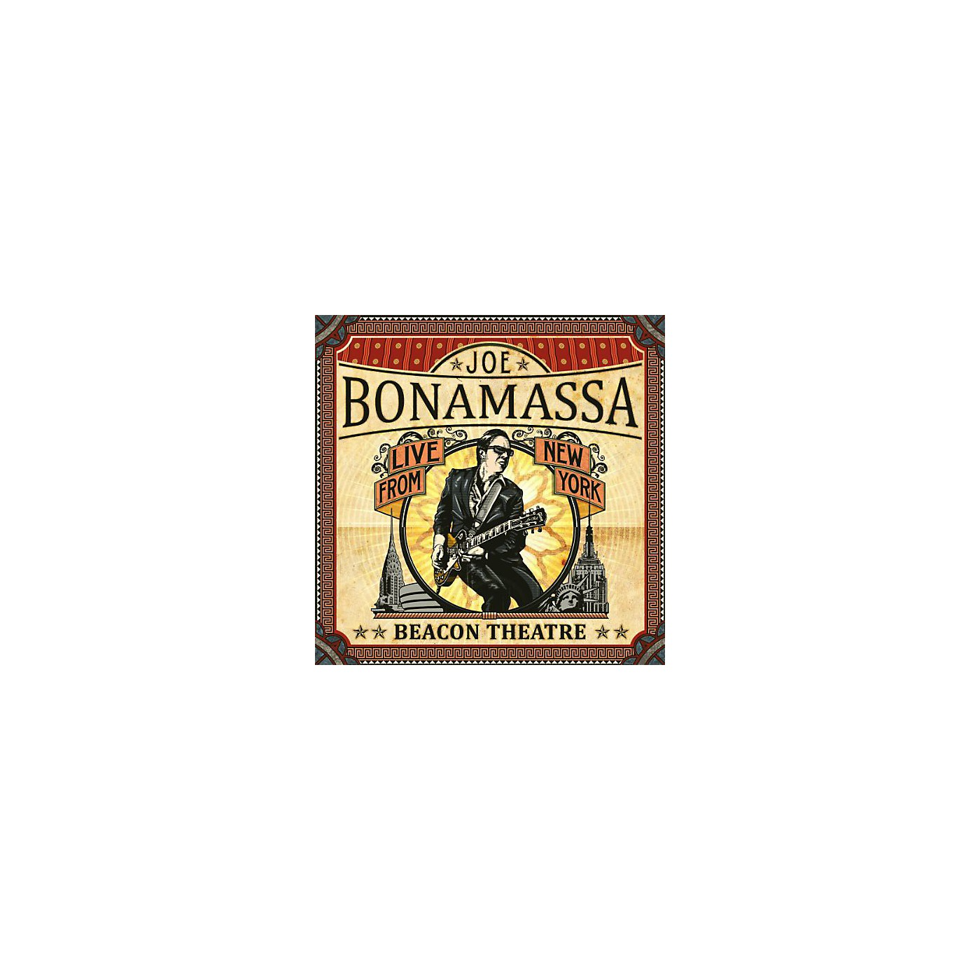 Alliance Joe Bonamassa - Beacon Theatre: Live from New York thumbnail
