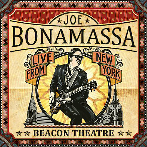 Alliance Joe Bonamassa - Beacon Theatre: Live from New York thumbnail