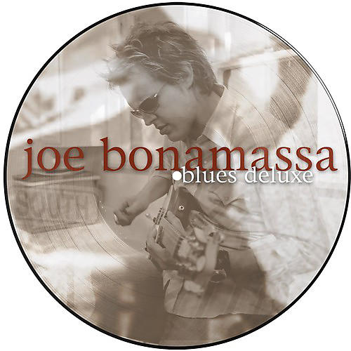 Alliance Joe Bonamassa - Blues Deluxe: Picture Disc thumbnail