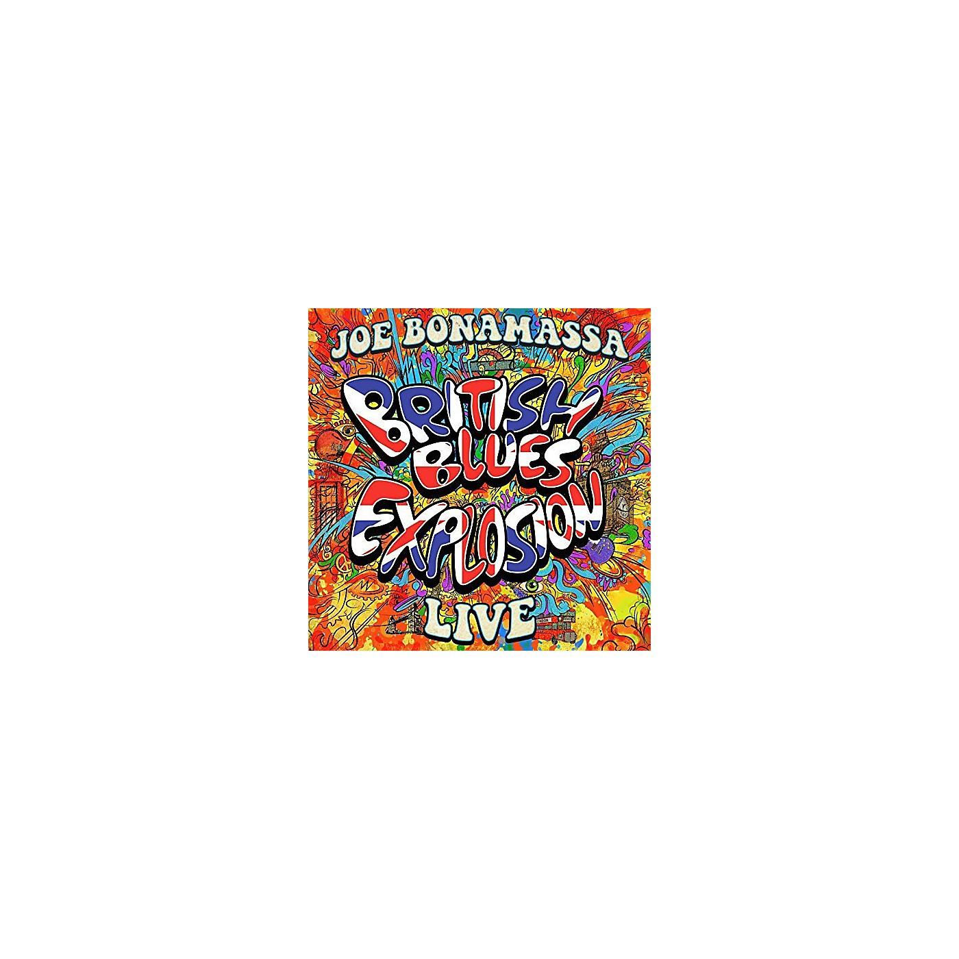 Alliance Joe Bonamassa - British Blues Explosion Live thumbnail