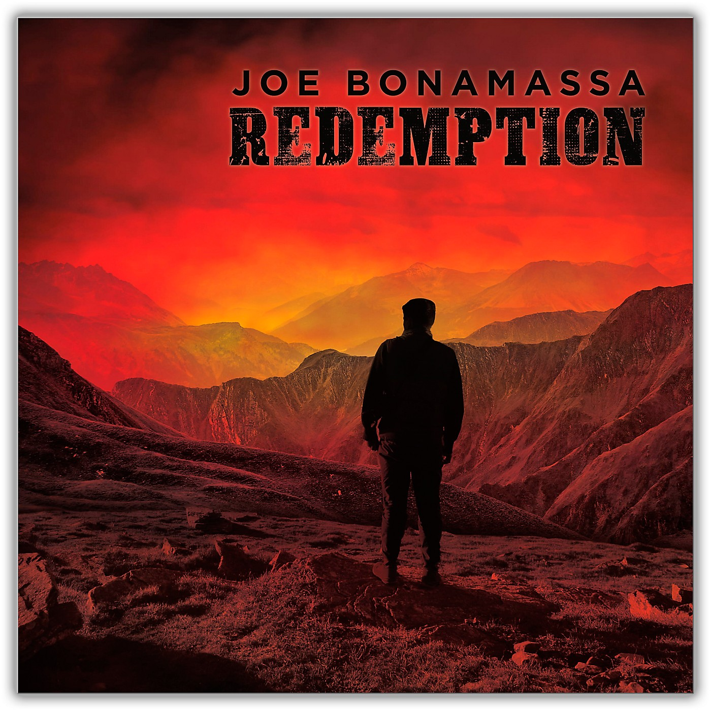 Universal Music Group Joe Bonamassa - Redemption thumbnail