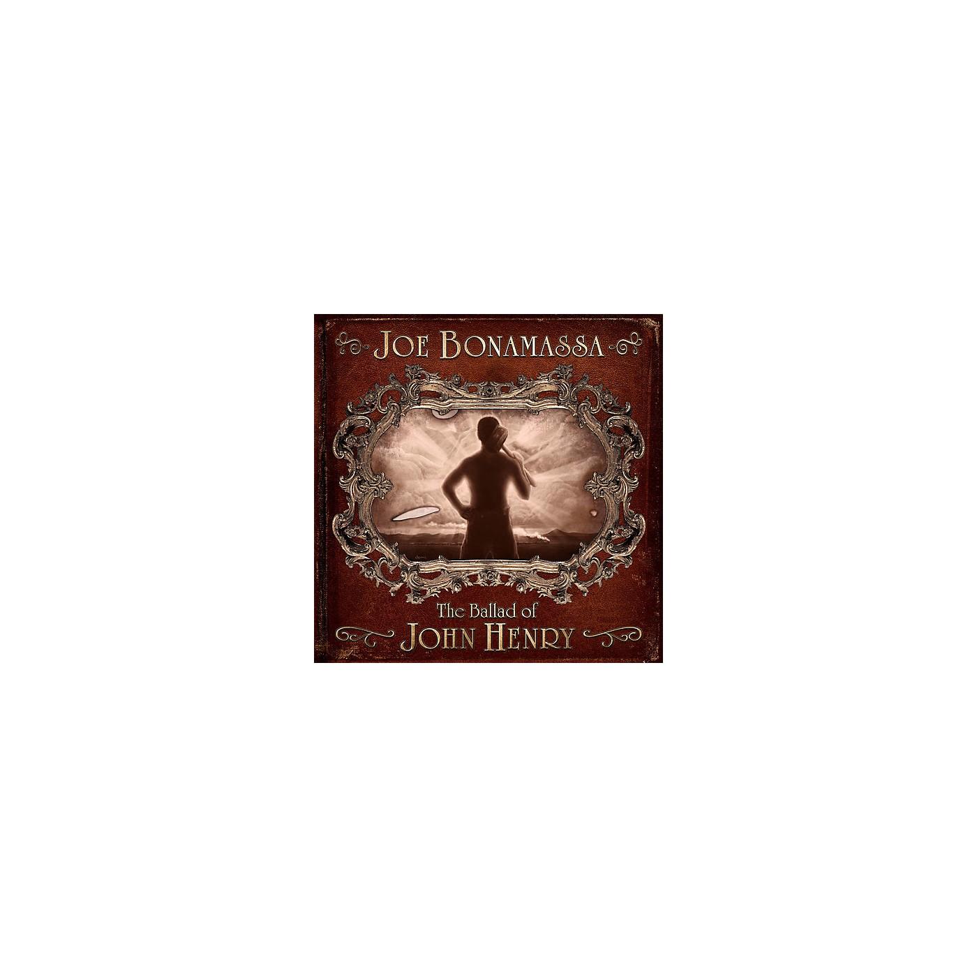 Alliance Joe Bonamassa - The Ballad Of John Henry thumbnail