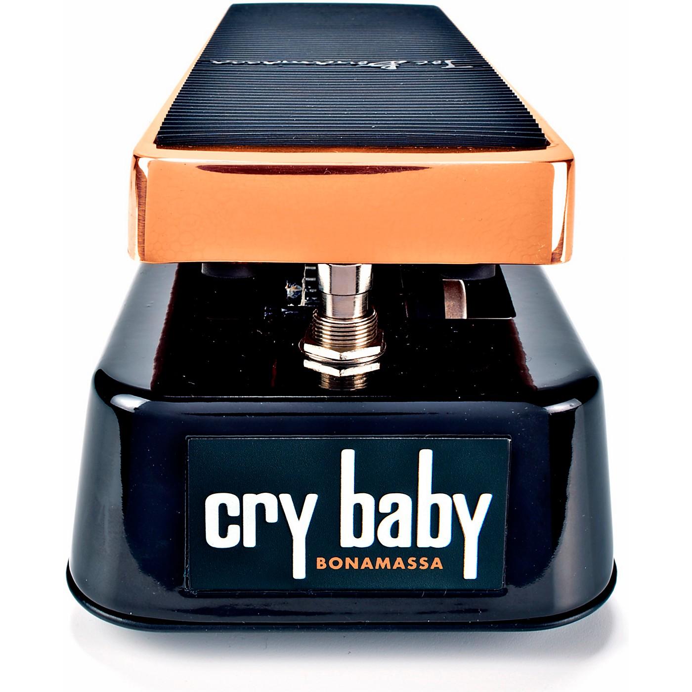 Dunlop Joe Bonamassa Signature Cry Baby Wah Guitar Effects Pedal thumbnail