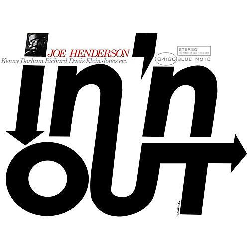 Alliance Joe Henderson - In 'N Out thumbnail