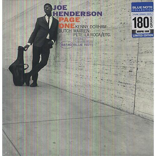 Alliance Joe Henderson - Page One thumbnail