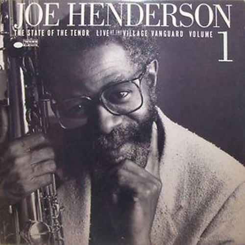 Alliance Joe Henderson - State of the Tenor: Live at the Village Vanguard 1 thumbnail