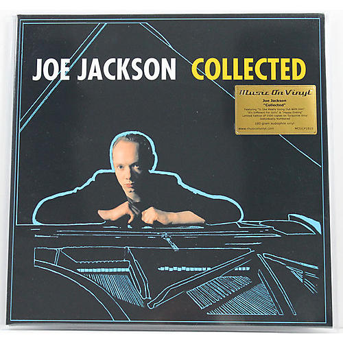 Alliance Joe Jackson - Collected thumbnail