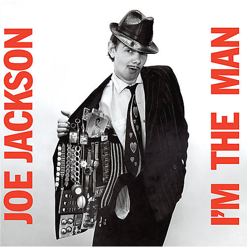 Alliance Joe Jackson - I'm the Man thumbnail