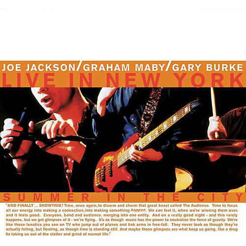 Alliance Joe Jackson - Summer In The City: Live In New York thumbnail