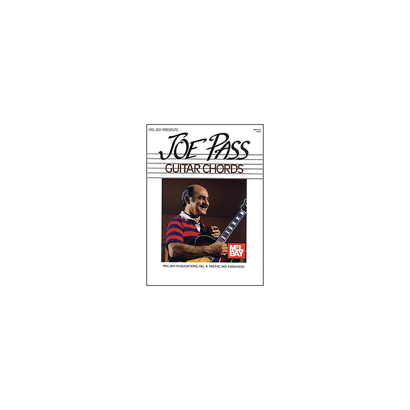 Mel Bay Joe Pass Guitar Chords thumbnail