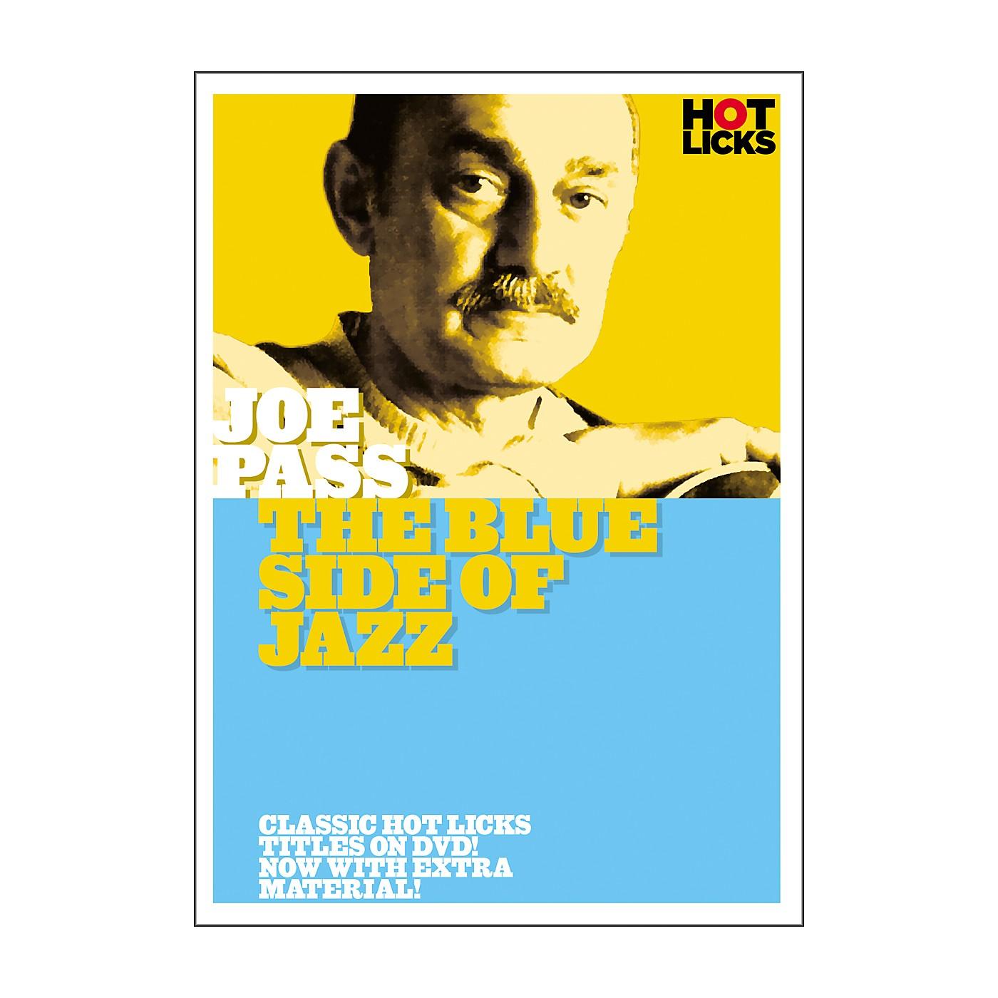 Hot Licks Joe Pass: The Blue Side of Jazz DVD thumbnail
