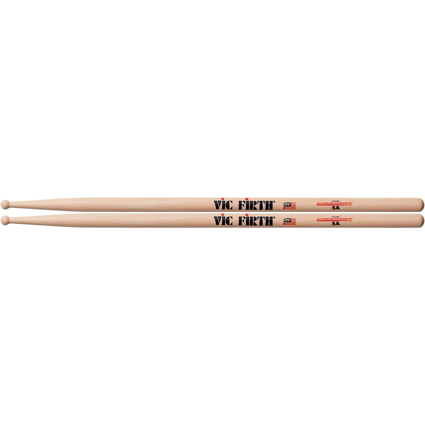 Vic Firth Joe Porcaro Hickory Drumsticks thumbnail