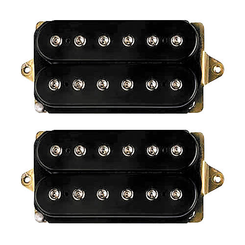 DiMarzio Joe Satriani Humbucker Set F-SP NK F-SP BRDG thumbnail