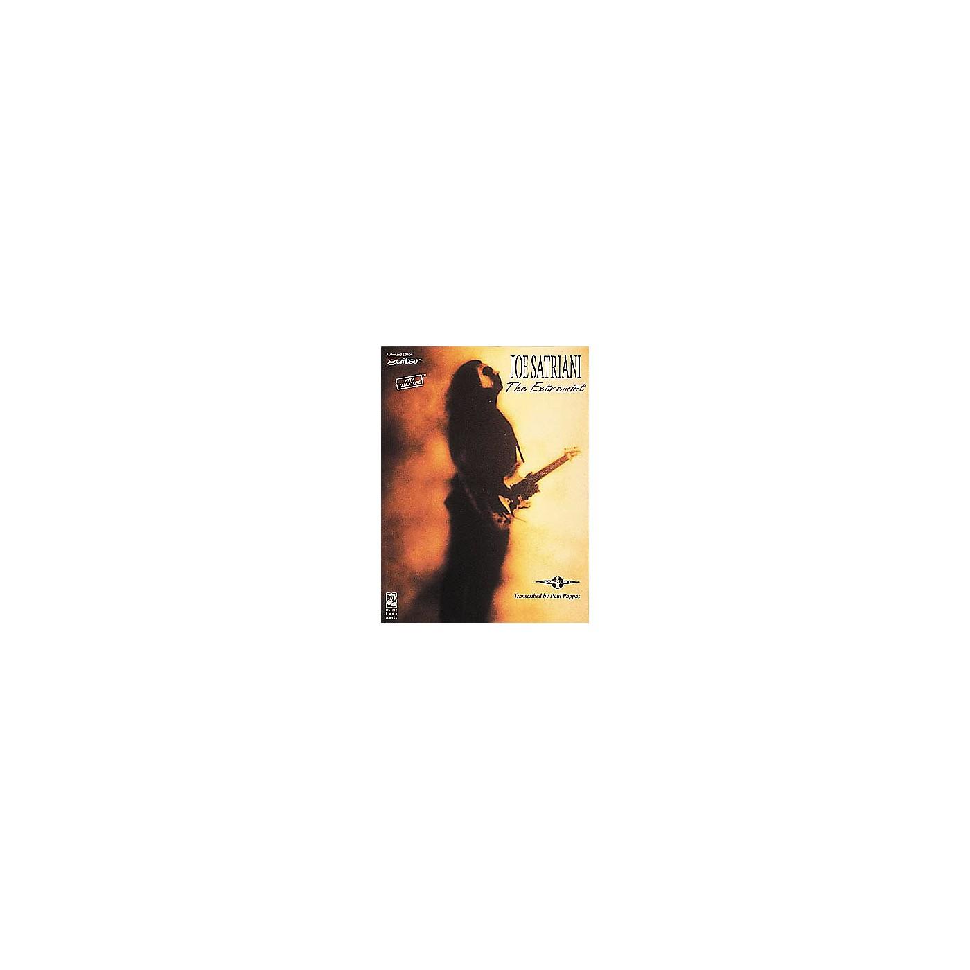 Cherry Lane Joe Satriani The Extremist Guitar Tab Songbook thumbnail