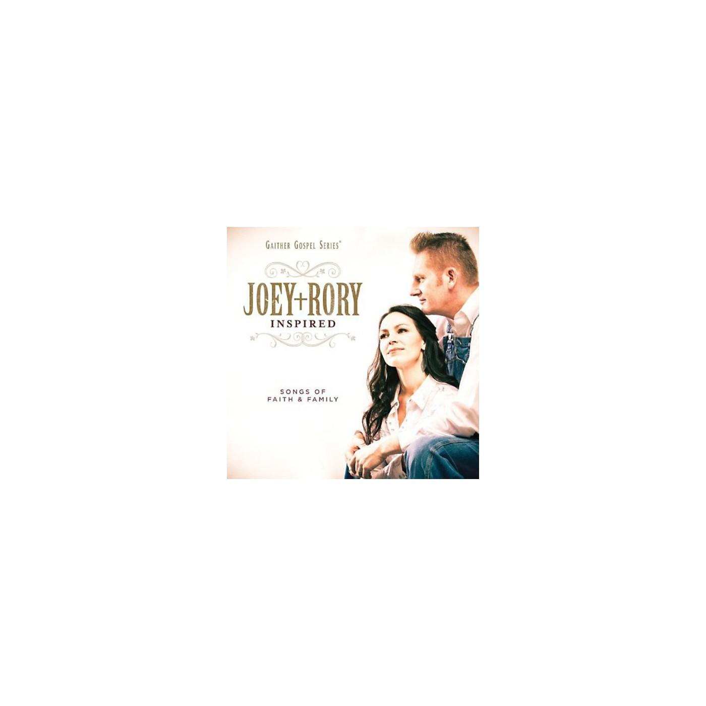 Alliance Joey + Rory - Joey+Rory Gospel (CD) thumbnail