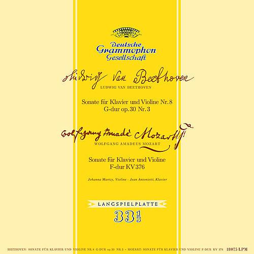 Alliance Johanna Martzy - Beethoven & Mozart Sonatas For Piano & Violin thumbnail
