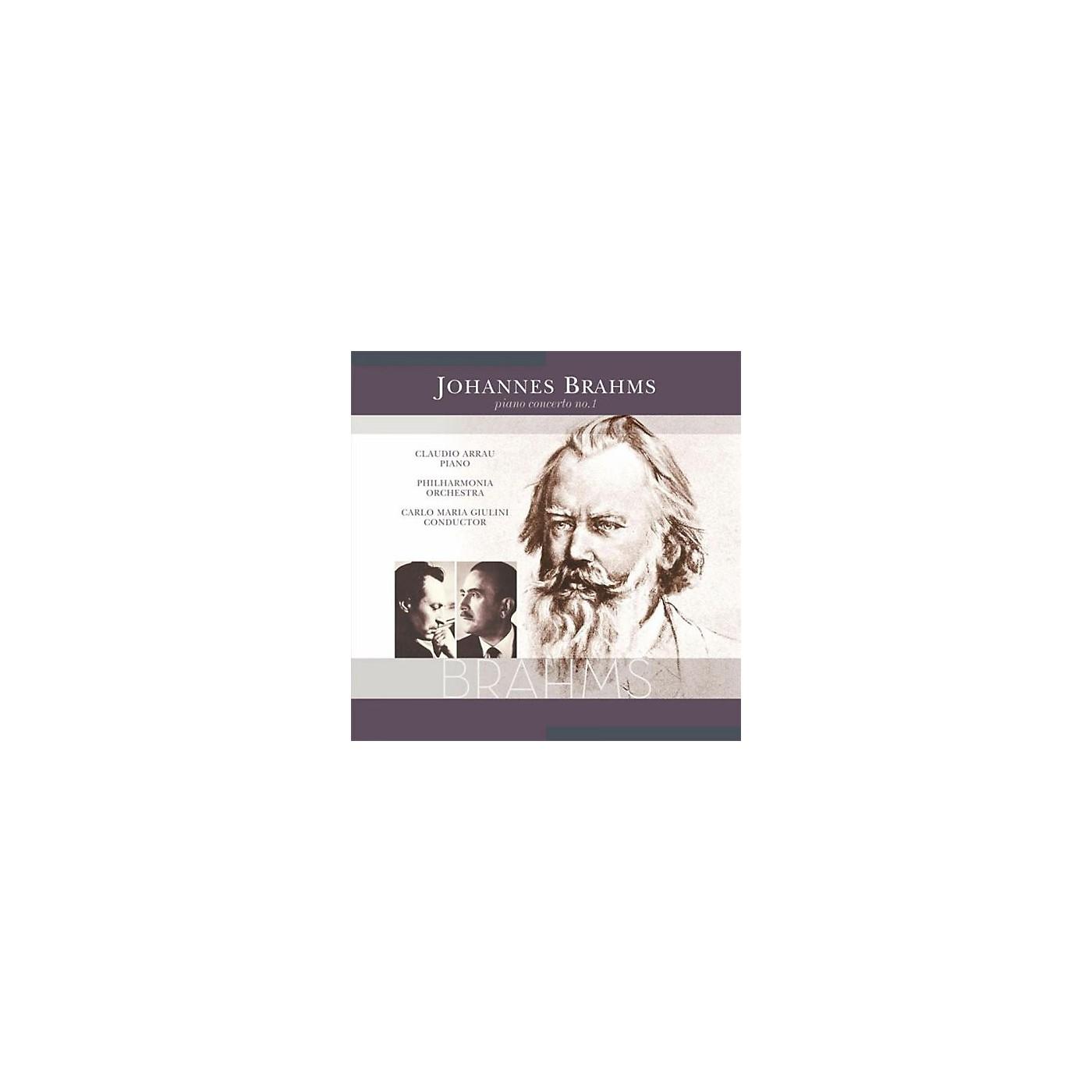Alliance Johannes Brahms - Piano Concerto No. 1 thumbnail