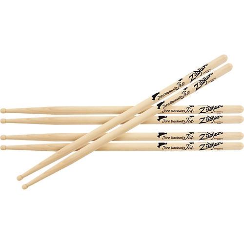 Zildjian John Blackwell Artist Series Drumsticks, 3-Pack thumbnail