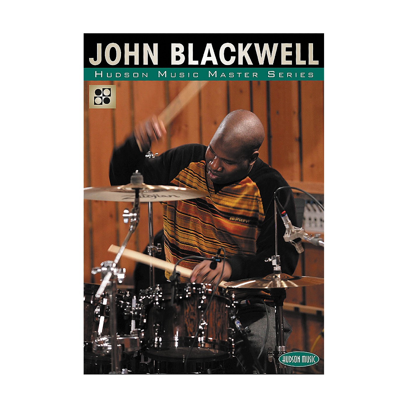 Hudson Music John Blackwell Master Series Masterclass DVD thumbnail
