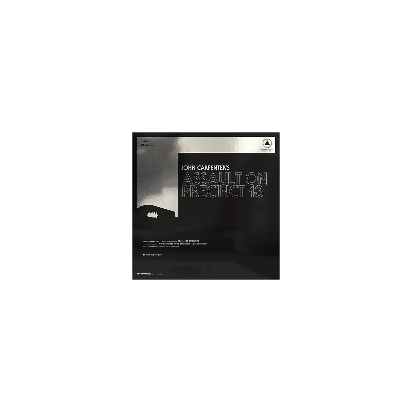 Alliance John Carpenter - Assault On Precinct 13 / The Fog thumbnail