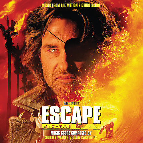 Alliance John Carpenter - Escape From L.A.- Music From The Motion Picture Score thumbnail
