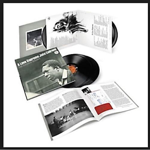 Alliance John Coltrane - A Love Supreme: The Complete Masters thumbnail